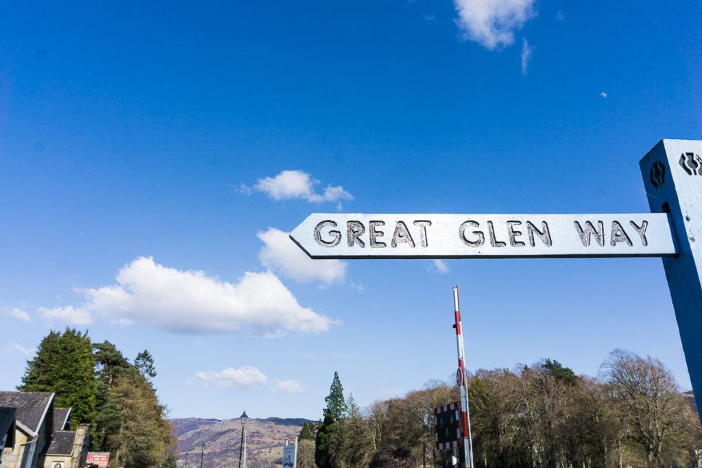 Things to Do in Fort Augustus - Cycling Trails