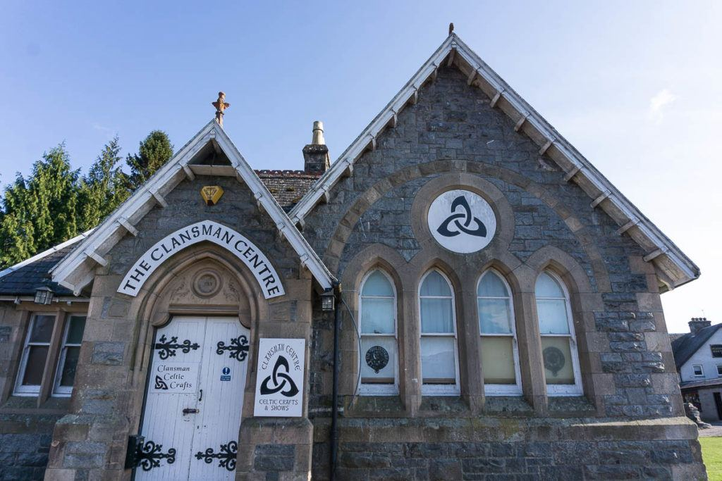 Things to Do in Fort Augustus - Clansman Centre