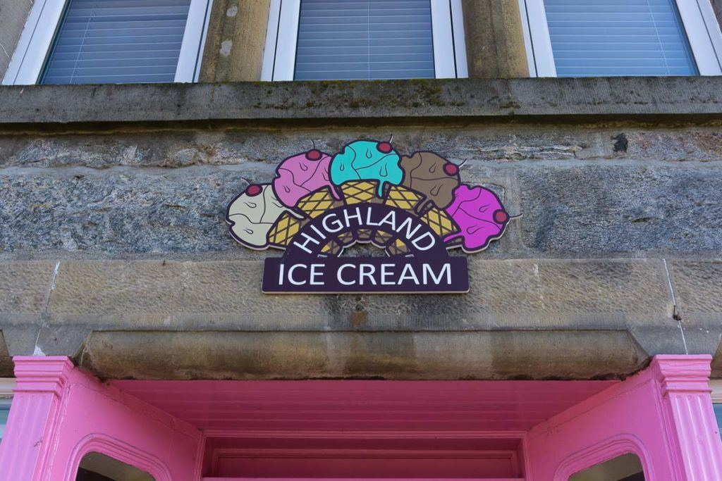 Things to Do in Fort Augustus - Eat icecream