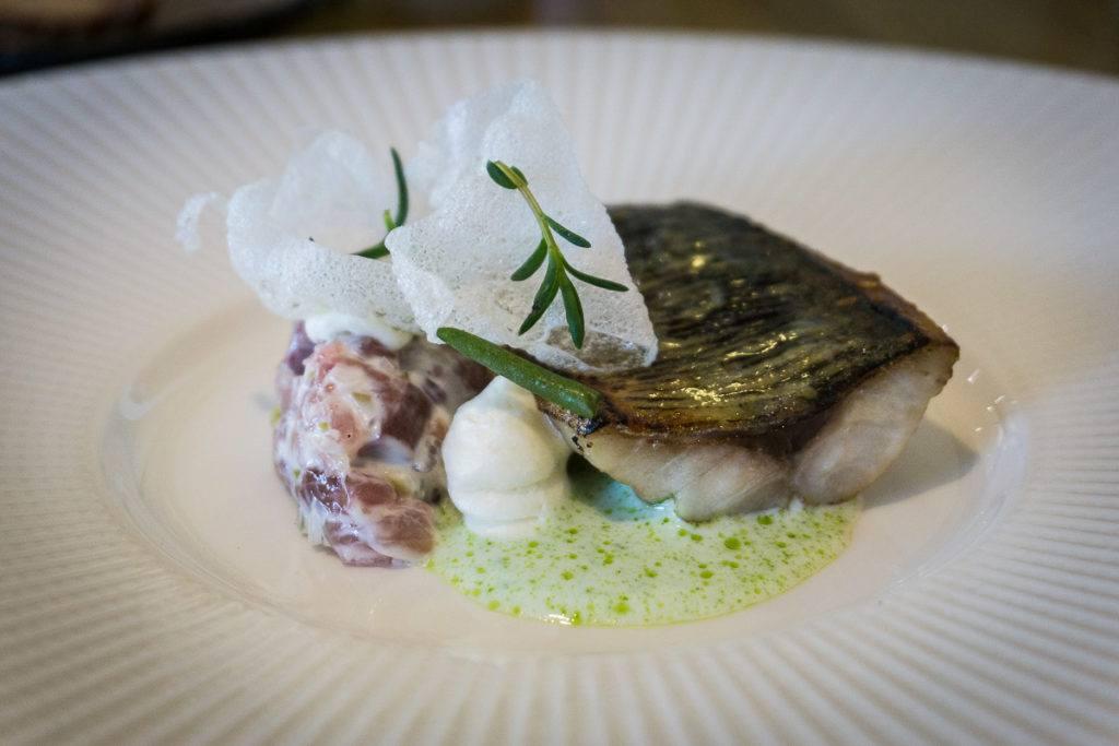 Dinner at The Brasserie, The Lovat, Fort Augustus