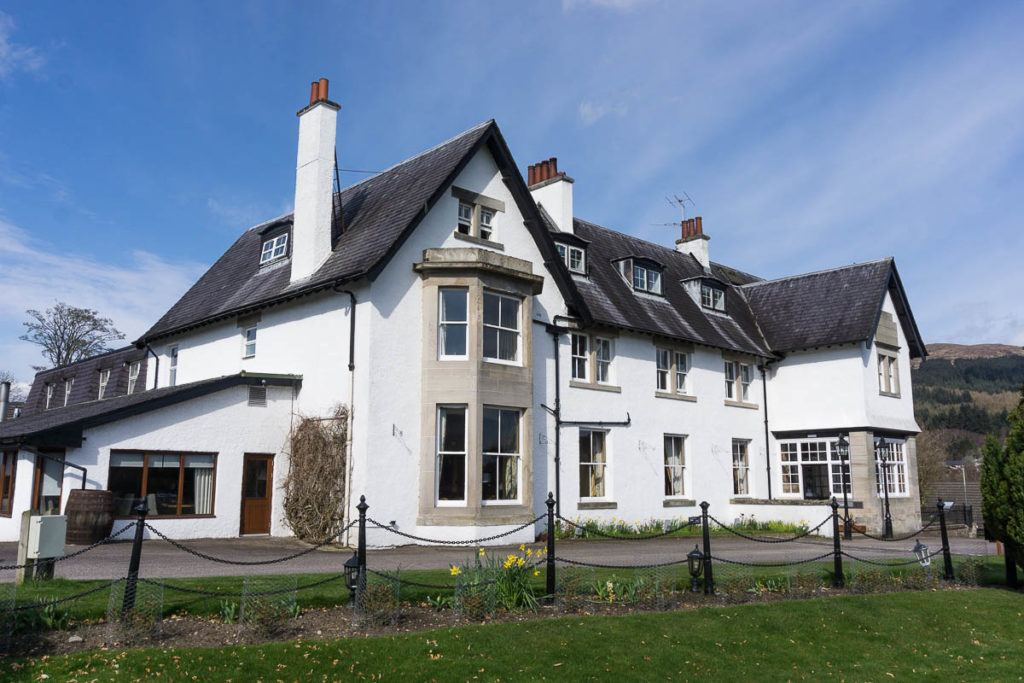 The Lovat Hotel, Loch Ness, Fort Augustus Where to Stay