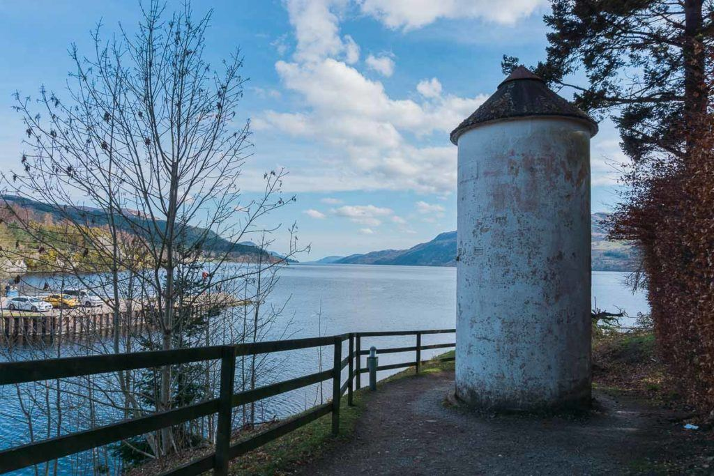 Things to Do in Fort Augustus Pepperpot Lighthouse