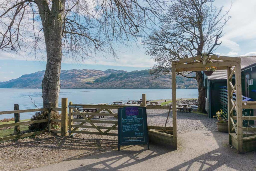 Things to Do in Fort Augustus Scotland - The Boathouse Restauran