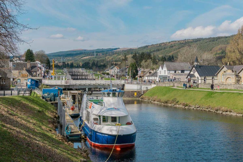 Things to Do in Fort Augustus - Caledonian Canal