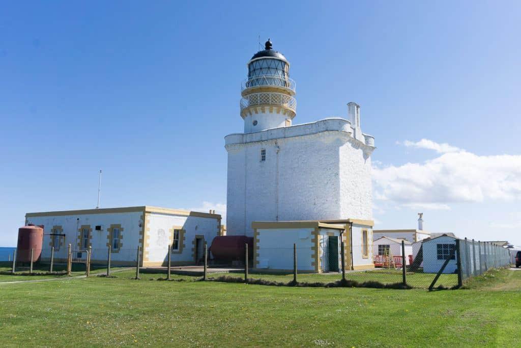 Lighthouse Museum, Fraserburgh