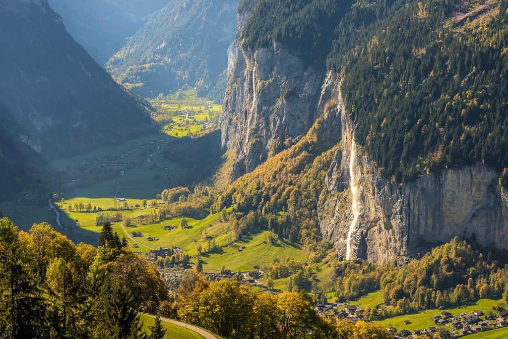 Lauterbrunnen: Beautiful Places in Switzerland