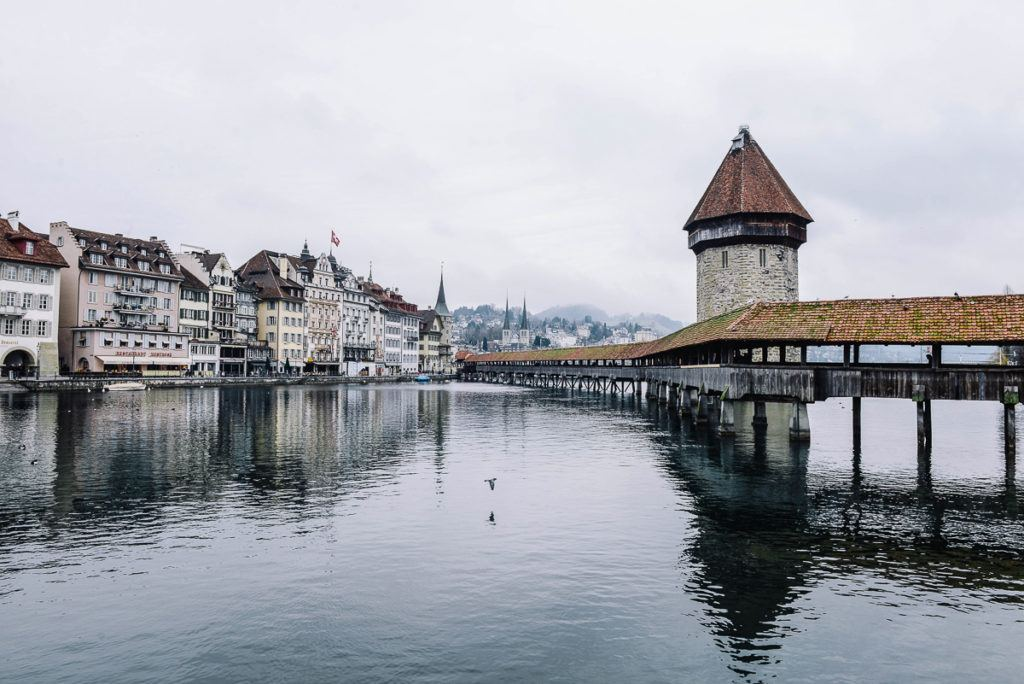 Lucerne: Beautiful Places in Switzerland