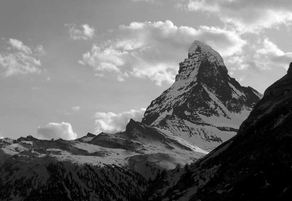 Matterhorn Mountain: Beautiful Places in Switzerland