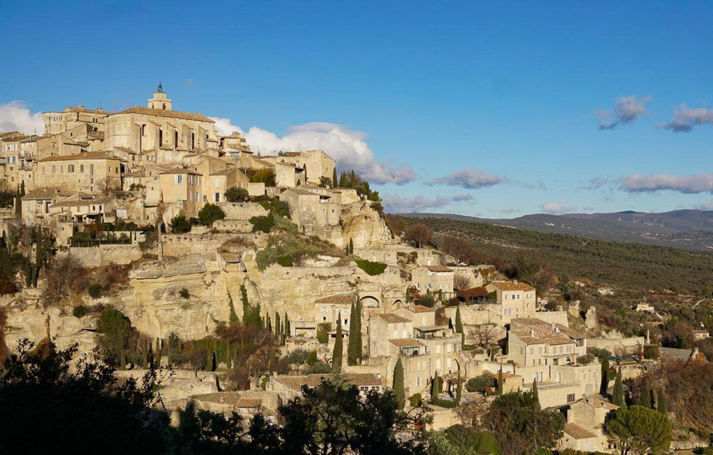 Babymoon Destinations Europe-Provence - Hilltop town