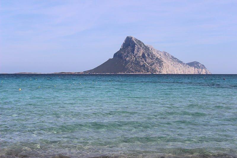 Babymoon Destinations Europe-Sardinia - Ocean with mountain