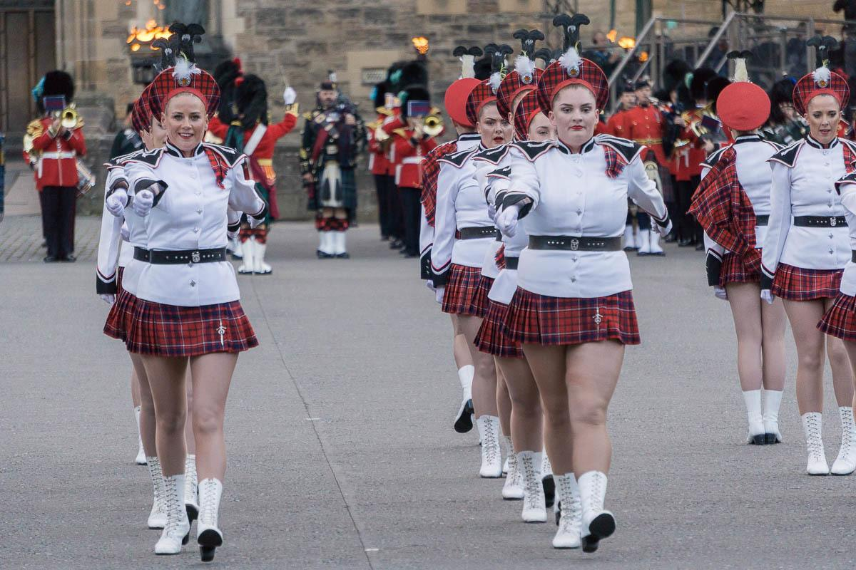 An Unforgettable Experience: The Royal Edinburgh Military