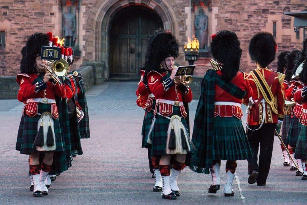 Edinburgh Military Tattoo - Highland Military Performers