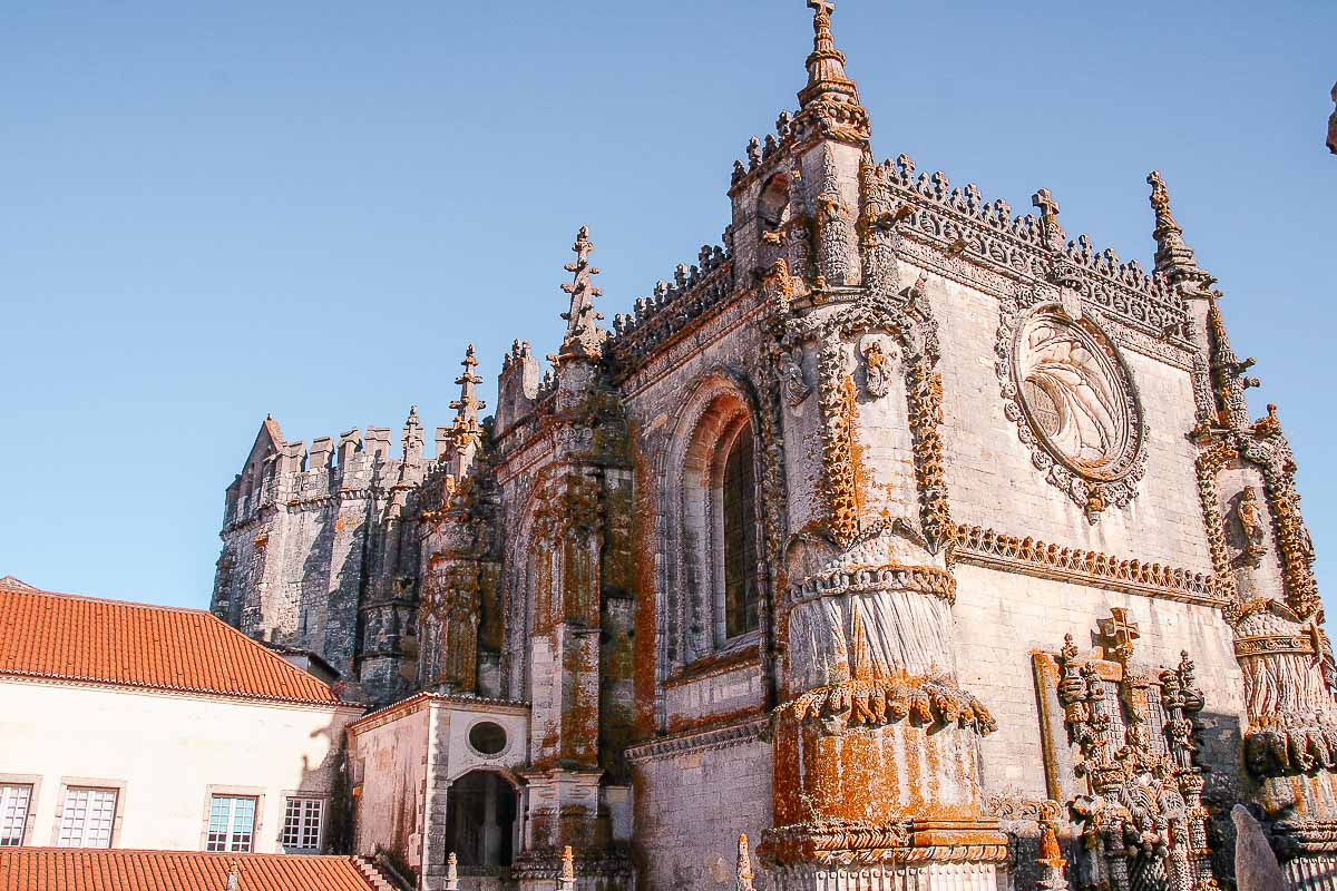 Convent of Christ Tomar - Beautiful Places in Portugal