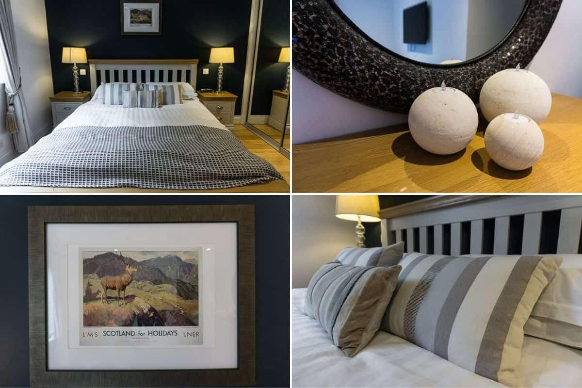 Rooms at Taymouth Marina