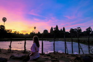 Solo Travel Southeast Asia: Angkor Wat Cambodia