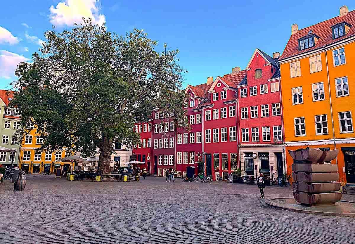 Europe in Spring - Copenhagen
