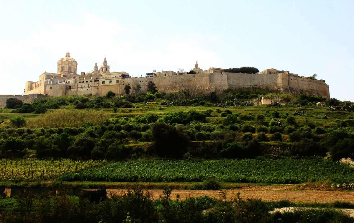 Europe in Spring - Malta - Castle