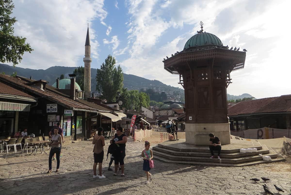Europe in Spring - Sarajevo