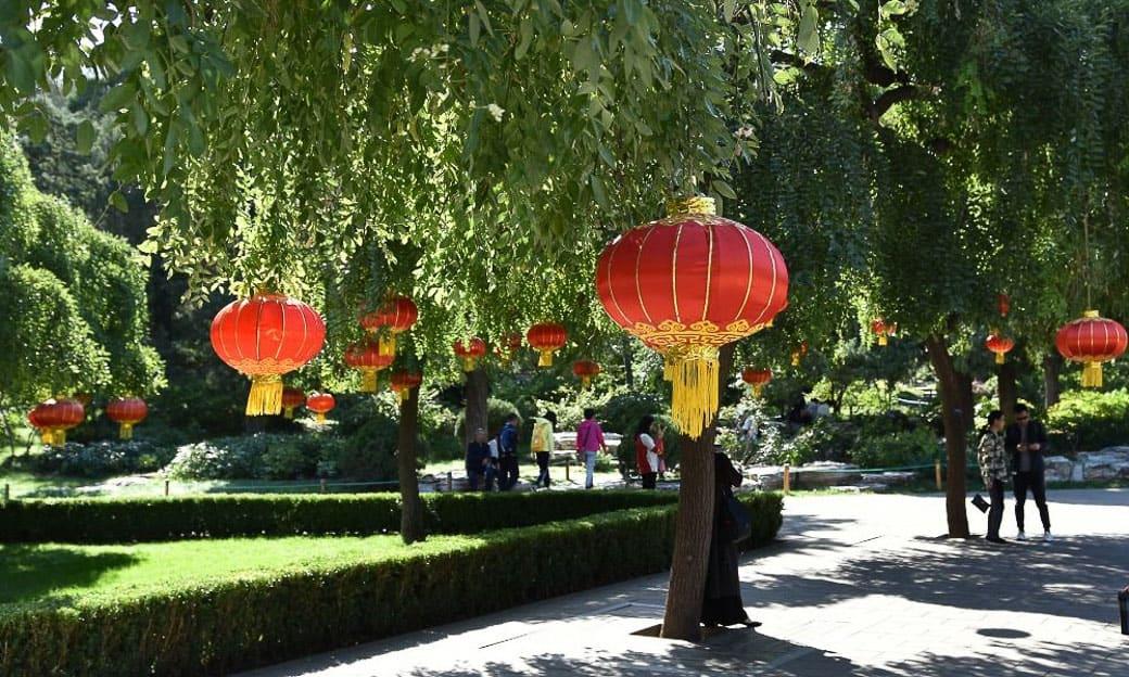 Expat in Beijing - Jingshan Park