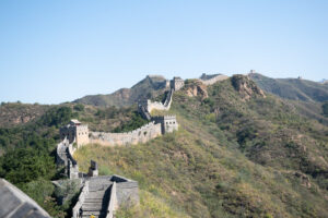Expat in Beijing - Jinshanling Great Wall