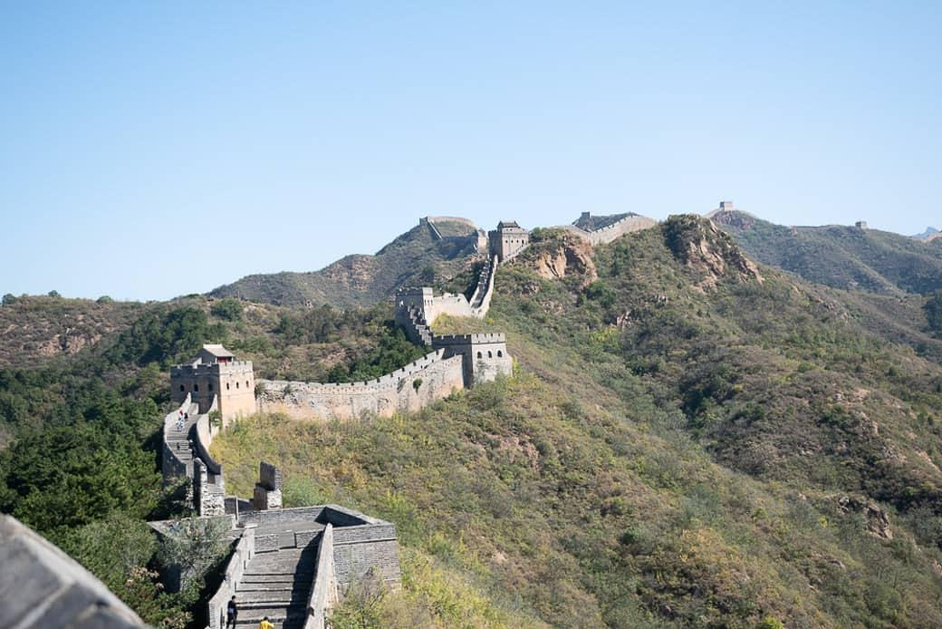 Expat in Beijing - Jinshanling Great Wall