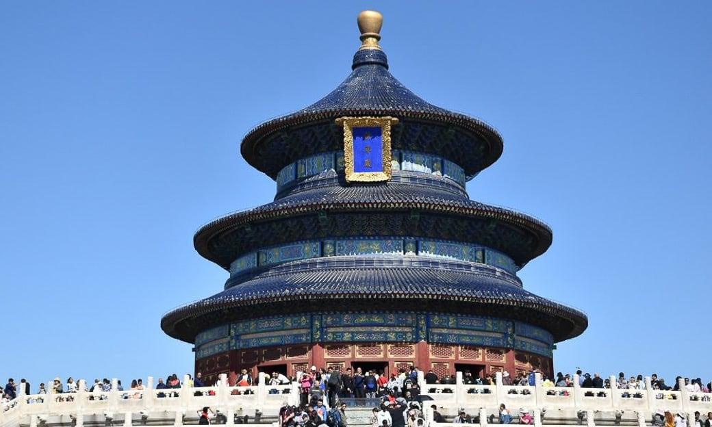 Expat in Beijing - Temple of Heaven