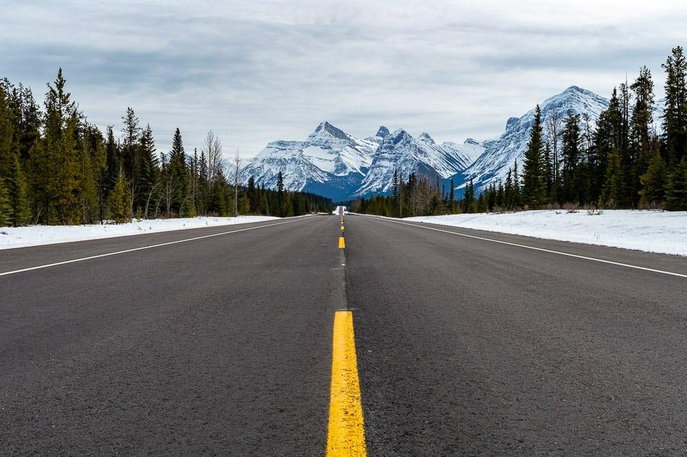 Expat in Edmonton - Icefields Parkway