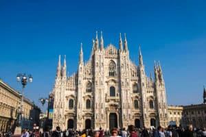 2 days in Milan - Milan Cathedral