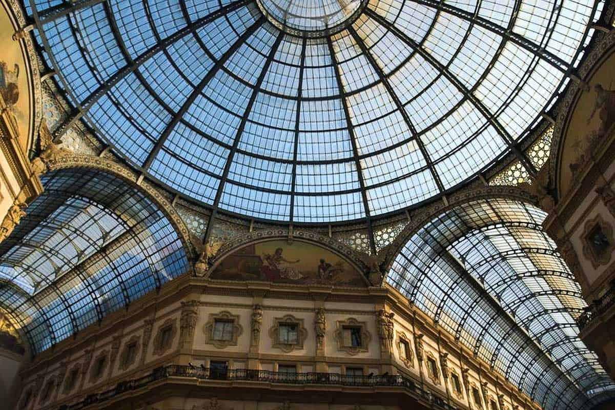 2 days in Milan - Milan Galleria