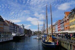 3 days in Copenhagen-Nyhavn Harbour