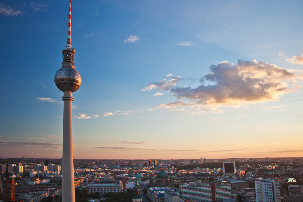 Best Places to Travel Solo - Berlin