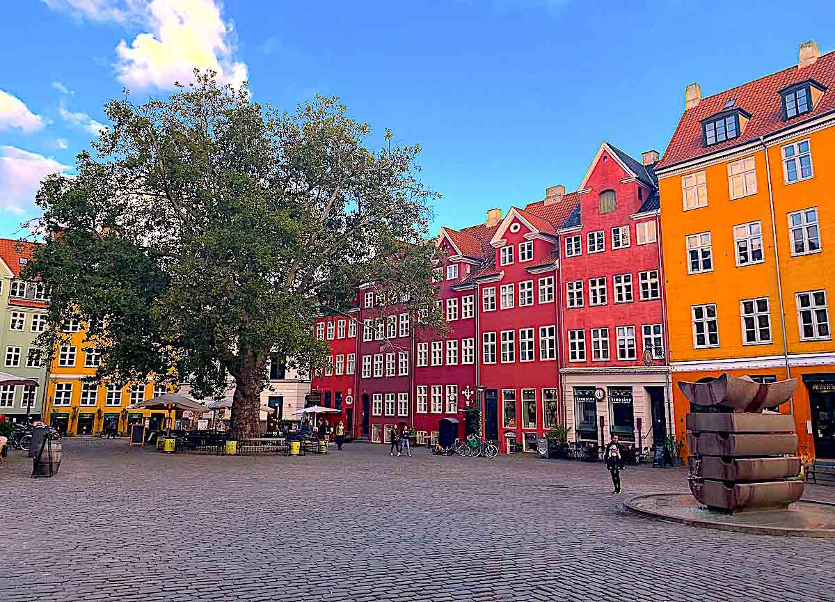 Best Places to Travel Solo - Copenhagen