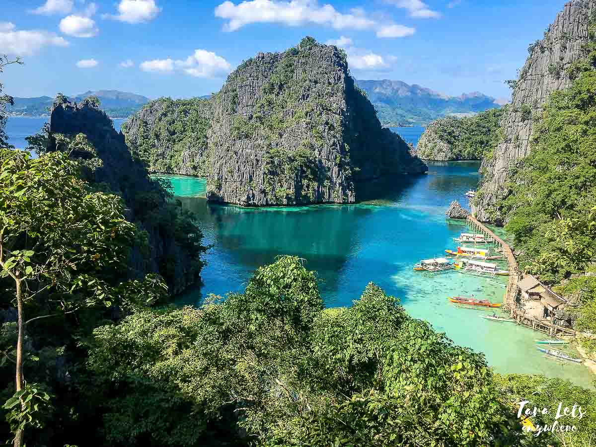 Best Places to Travel Solo - Coron