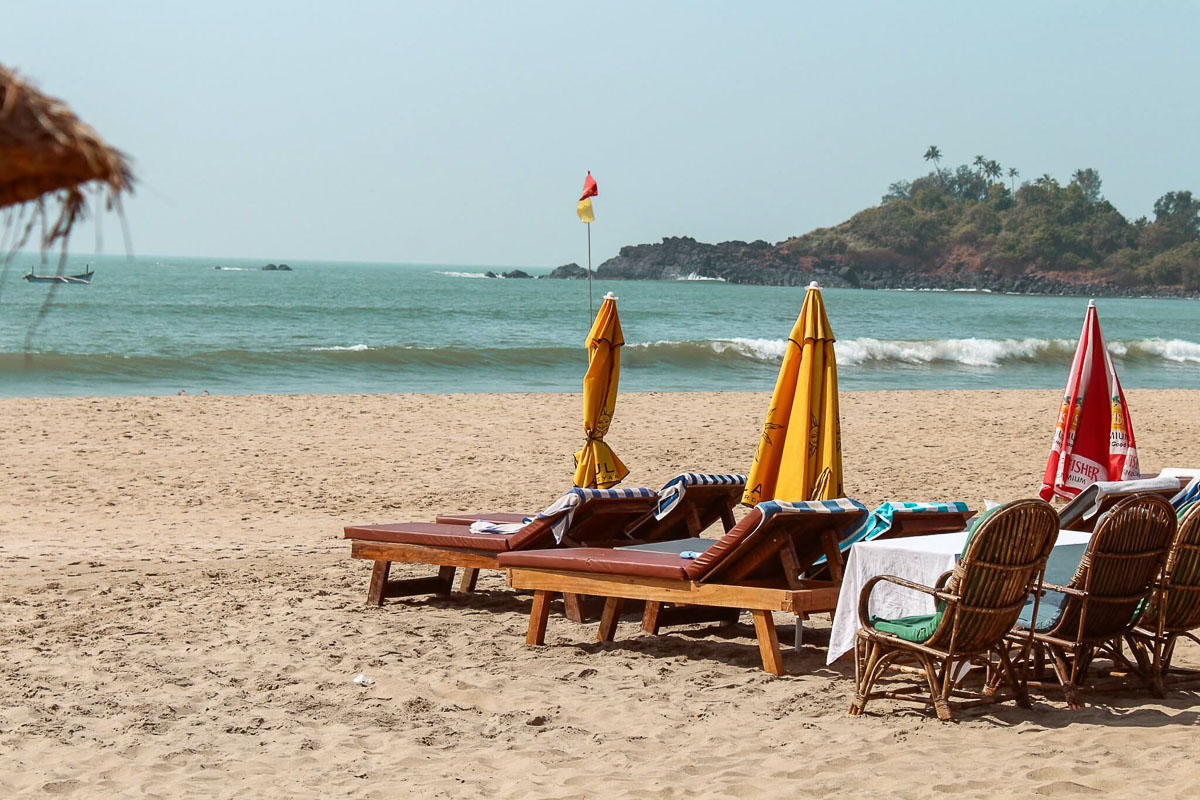 Best Places to Travel Solo - Goa
