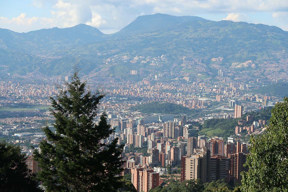 Best Places to Travel Solo - Medellin