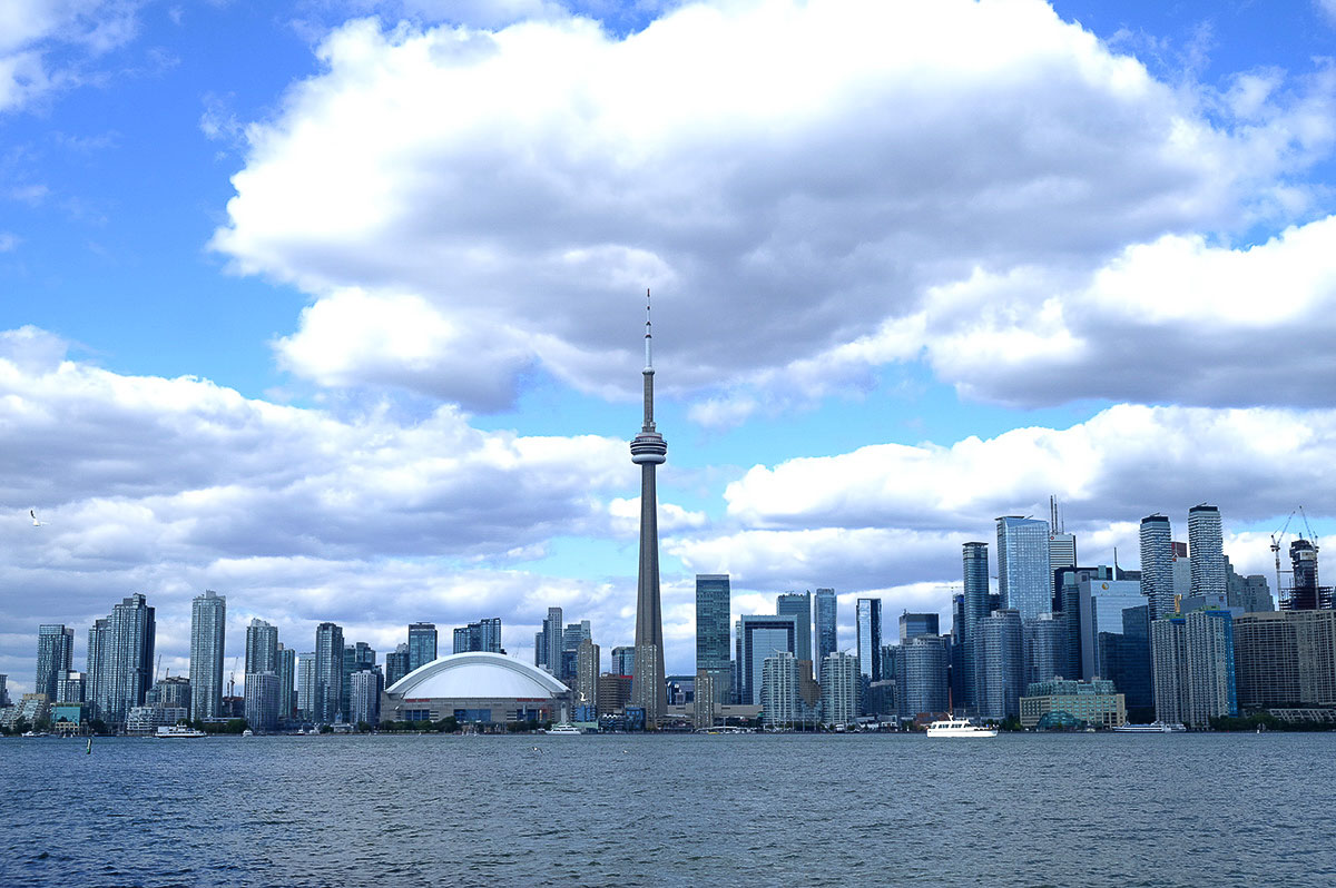 Best Places to Travel Solo - Toronto