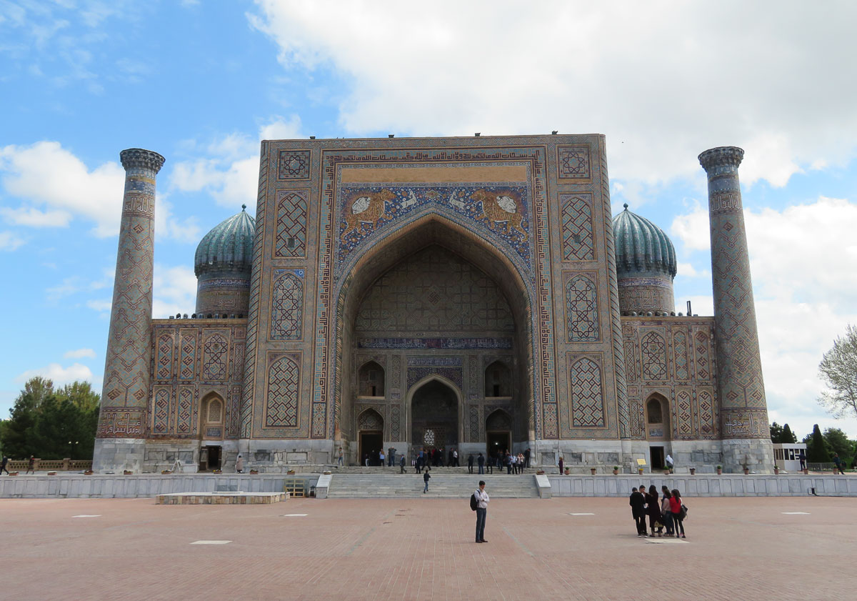 Best Places to Travel Solo - Uzbekistan