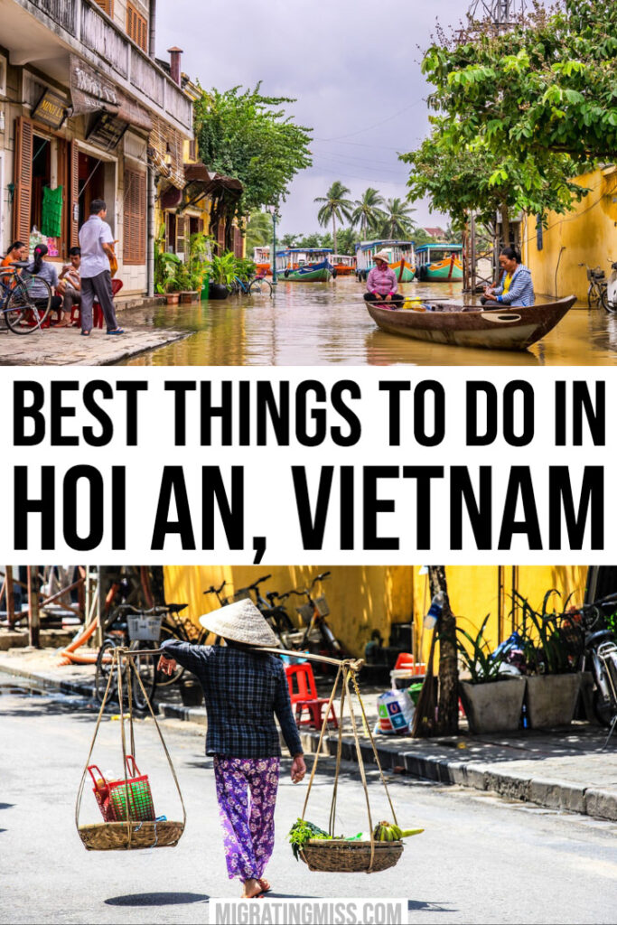 Hoi An Itinerary - What to do with 2 Days in Hoi An