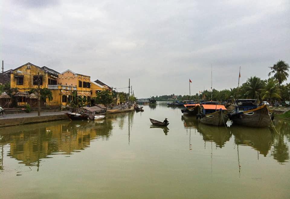 Hoi An Itinerary - Hoi An River