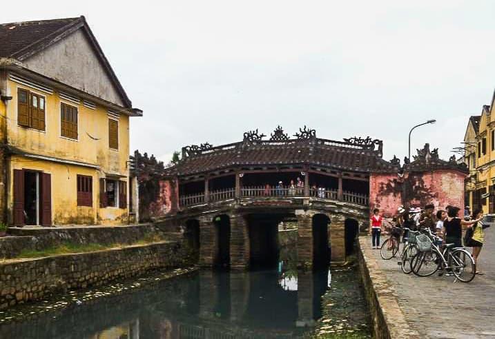 Hoi An Itinerary -Japanese Bridge