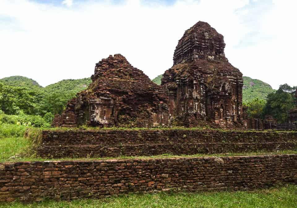 Hoi An Itinerary -My Son Ruins
