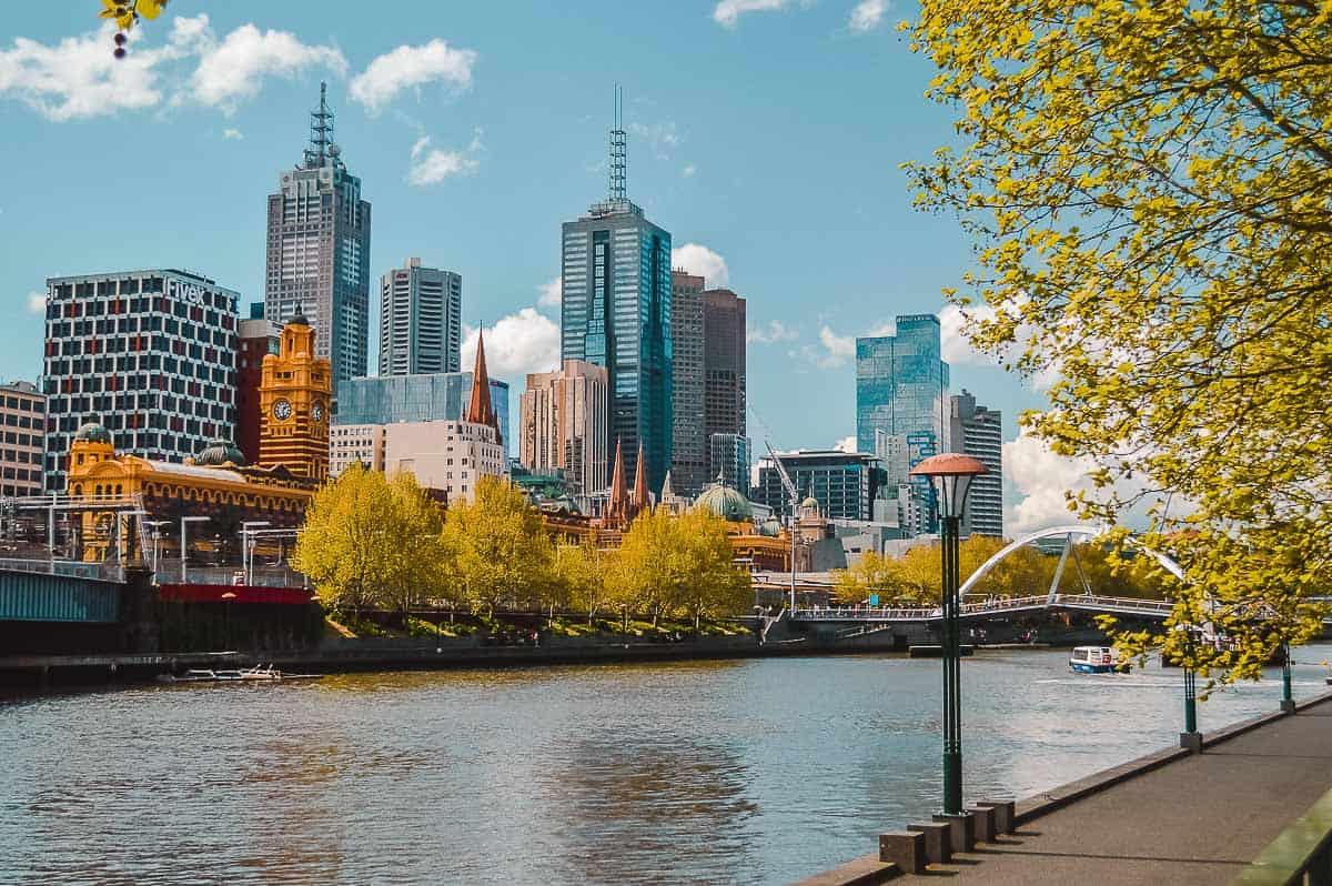 Solo Travel Melbourne-Melbourne CBD