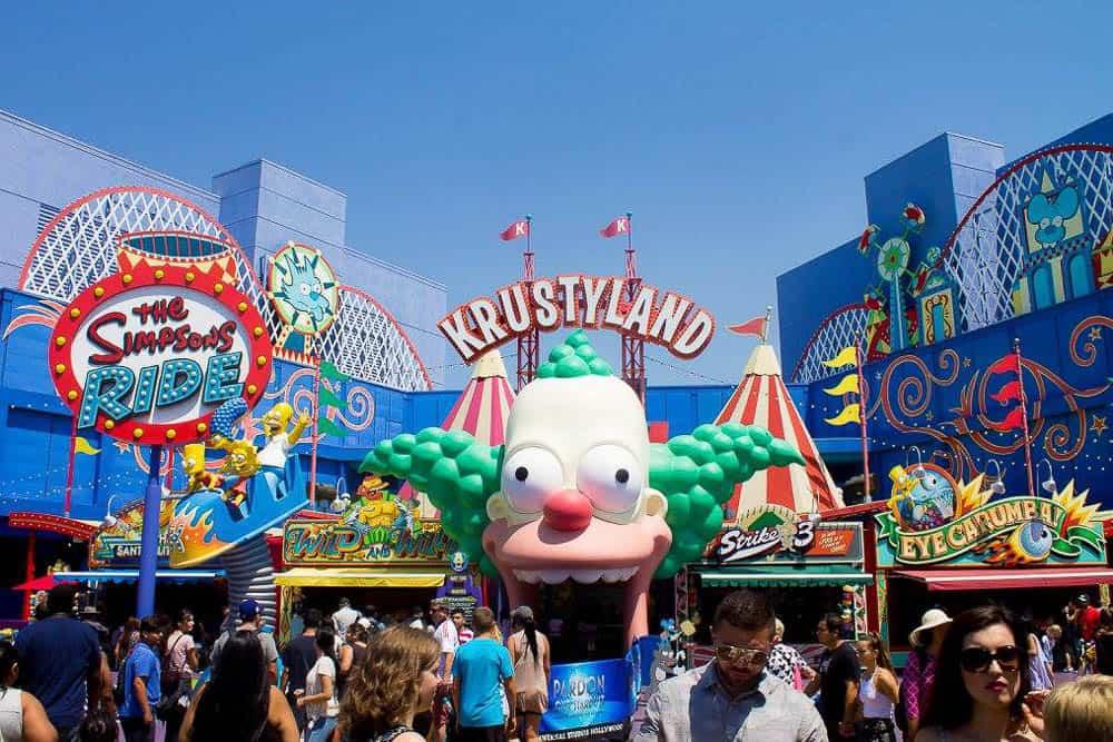 Solo Travel Los Angeles - Universal Studios