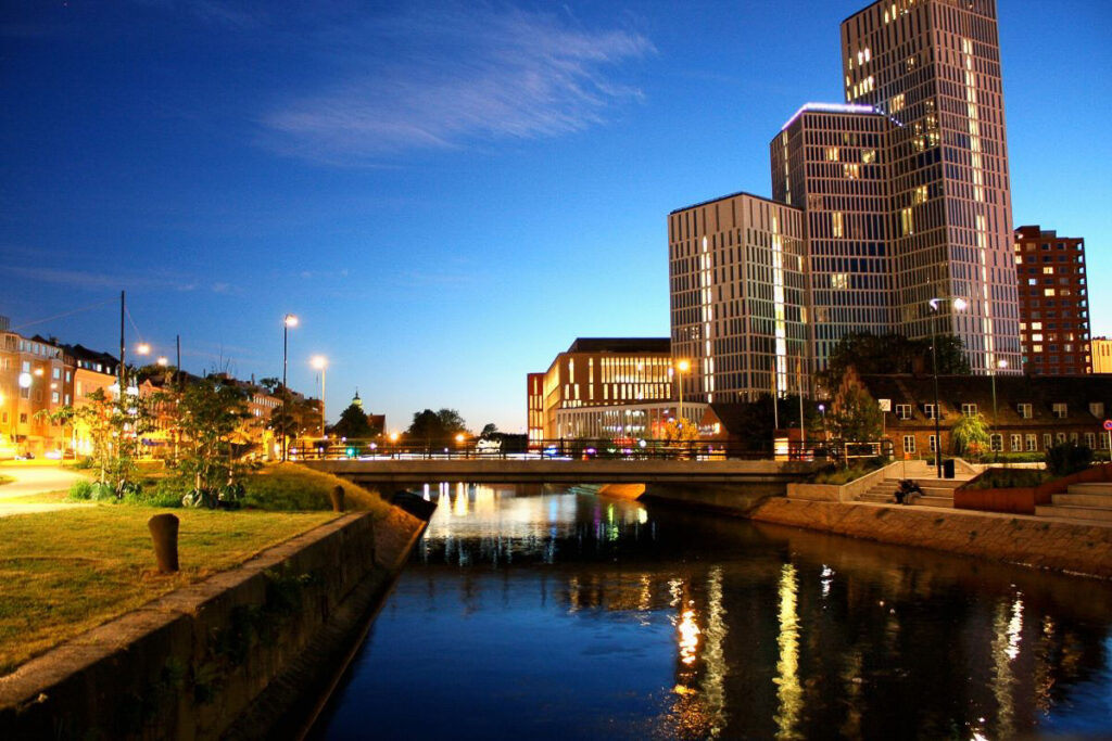 Where to stay in Malmo Sweden