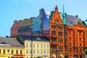 what to do in malmo - Malo City Centre