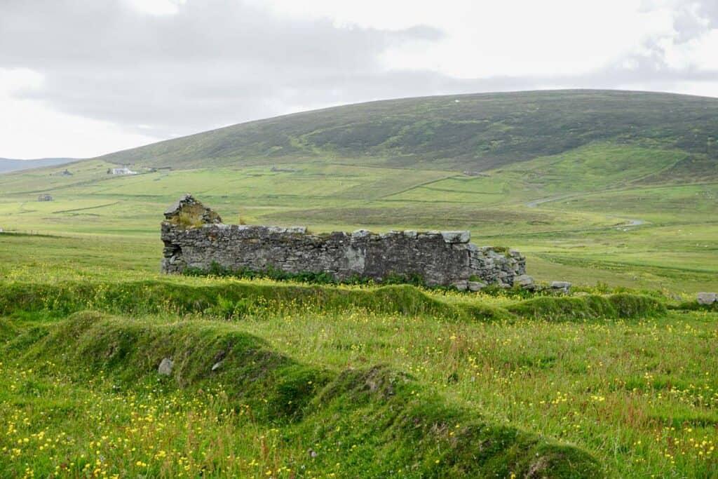 Mullapund Shetland Scotland
