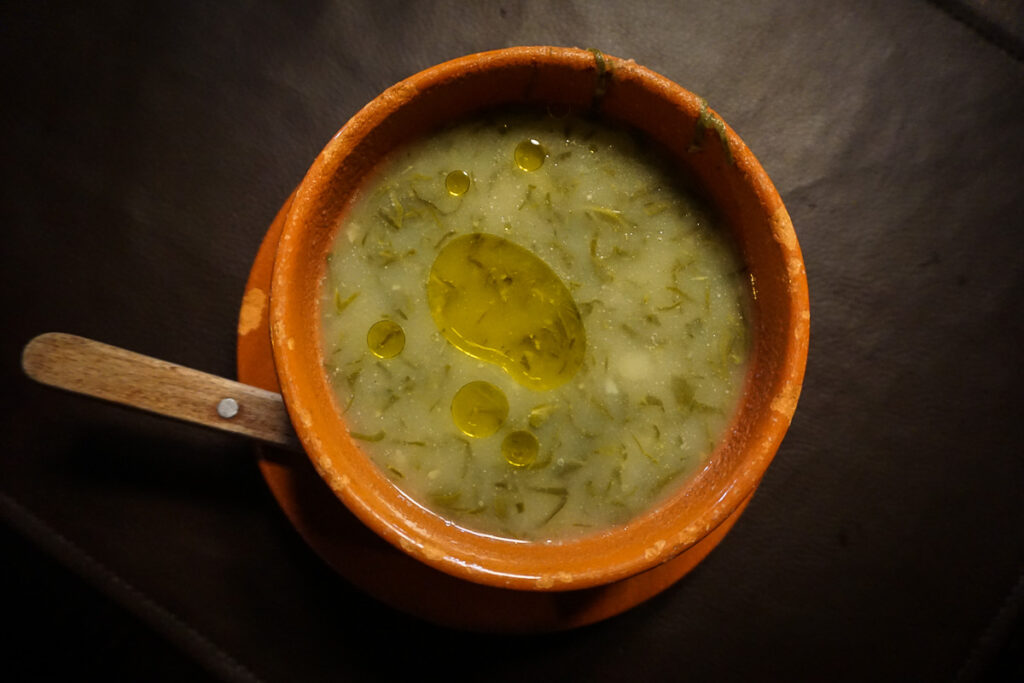 Caldo Verde Soup - Comfort Food in Portugal