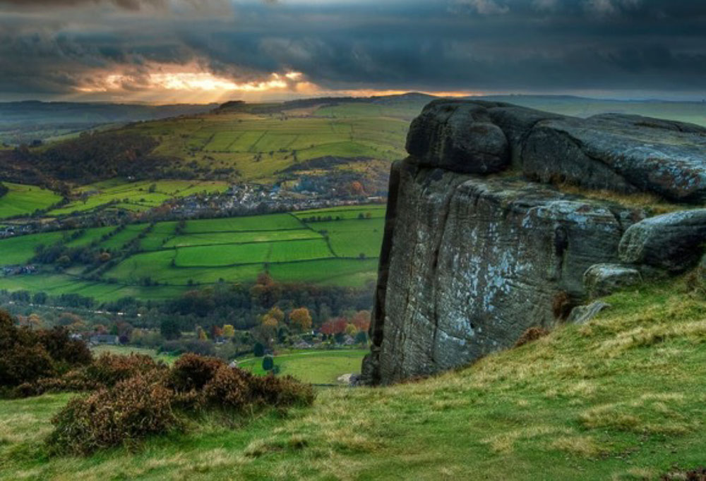 Beautiful Places in England - Peak District