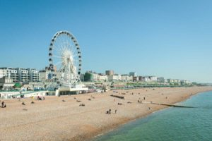 Brighton Beach and Pier - Places to visit in England