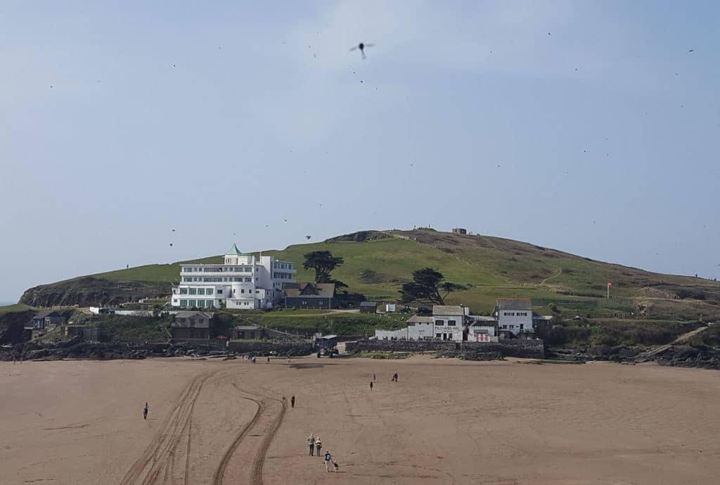 Beach in Devon - Best Places to Visit in England